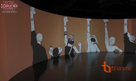 Thế giới One Piece đã được trải nghiệm toàn cảnh, 360 độ!!
