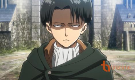 Top 10 nam thần tuần 4 anime mùa Hè 2018!! - Levi giữ ngôi vương?!