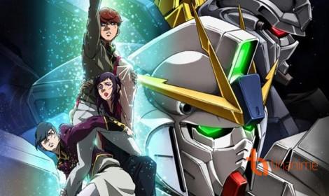Mobile Suit Gundam NT quay trở lại vào tháng 11 sắp tới!