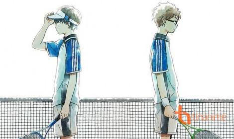 Hoshiai no Sora - Những nam nhân chơi quần vợt