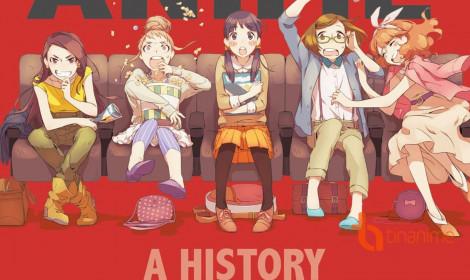 Tóm tắt lịch sử của ngành công nghiệp Anime [Phần 1]