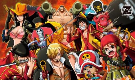 One Piece sẽ ra mắt movie vào mùa hè 2019!