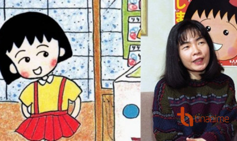 Tác giả bộ manga Chibi Maruko-chan qua đời ở tuổi 53!