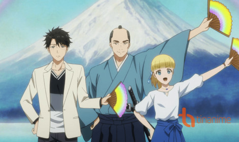 Tada-kun wa Koi wo Shinai ra mắt Bluray thứ 4 của bộ anime!