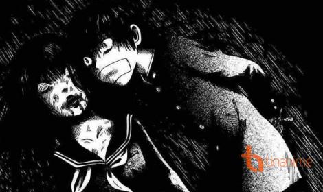 Top 20 bộ manga kinh dị do Fan Nhật bình chọn!