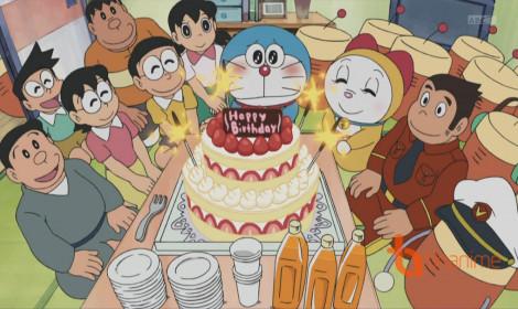 """Chúc mừng sinh nhật """"chồn ú"""", Doraemon!"""
