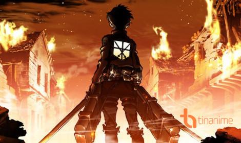 Top 10 anime tuần 7 mùa Hè 2018 - Attack on Titan bị tuột dốc không phanh!