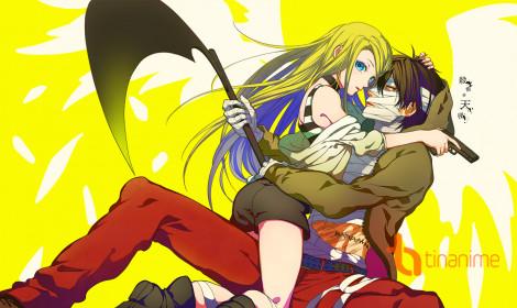 [Fanart] Zack và Rachel - Vật hiến tế và tử thần