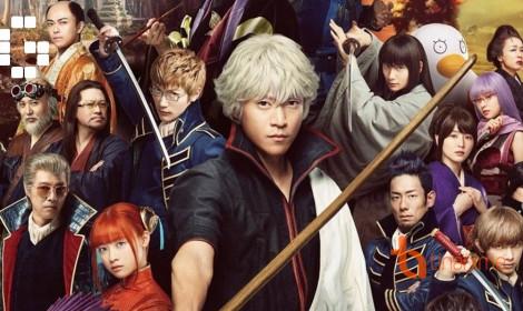 Live-action Gintama 2 phá kỷ lục, xô ngã movie Thất Hình Đại Tội