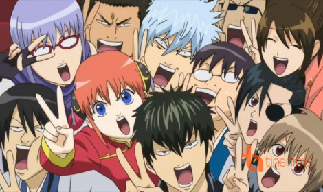 Manga Gintama sẽ tiếp tục kể câu chuyện của mình nơi bến đỗ mới