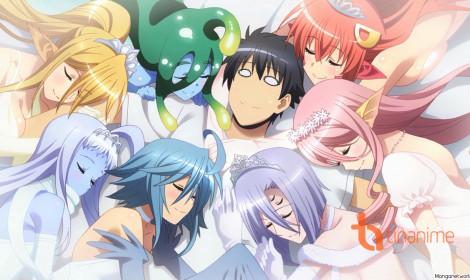 Tin buồn! Ecchi manga Monster Musume bị ngưng vô thời hạn