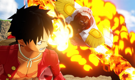 One Piece: World Seeker tung trailer về nhân vật Jeanne