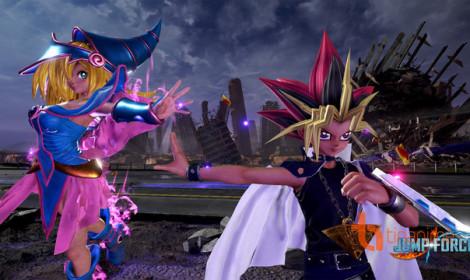 Jump Force tiếp tục hé lộ hình ảnh Yugi Muto