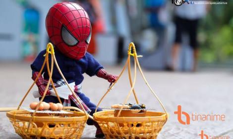 Spiderman - Khi người nhện nhí tung hoành thiên hạ