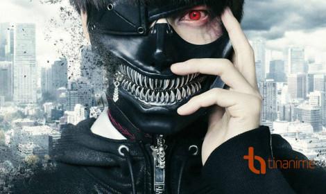 Phần 2 của live-action Tokyo Ghoul sắp ra mắt, lộ diện Shuu Tsukiyama