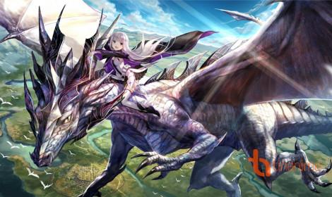 [Artwork] Rồng - Sinh vật huyền thoại