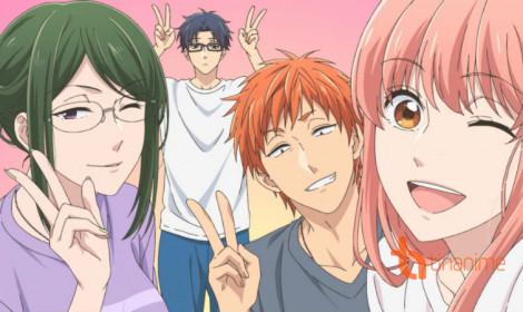 Wotaku ni Koi wa Muzukashii ra mắt OVA nói về thời cao trung!