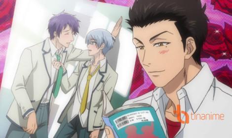 """Manga kể về """"hủ nam"""" chính thức kết thúc - Fudanshi Kōkō Seikatsu"""