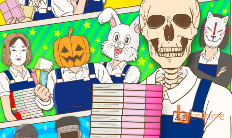Gaikotsu Shotenin Honda-san sẽ dừng lại ở con số 12 tập!