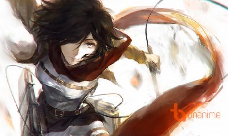 """9 chi tiết thú vị, chắc chắn bạn chưa biết về """"đả nữ"""" Mikasa Ackerman"""