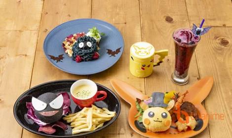 Quán cà phê Fokémon ở Tokyo thu hút 100 nghìn thực khách trong 6 tháng!