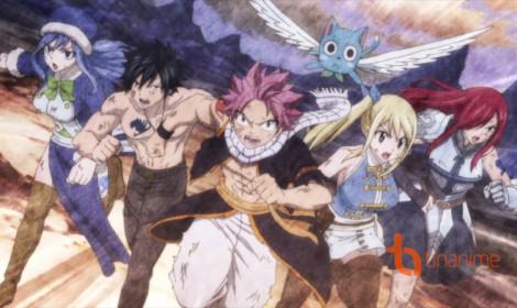 Fairy Tail tập 1 đã chính thức có mặt trên VuiGhe!