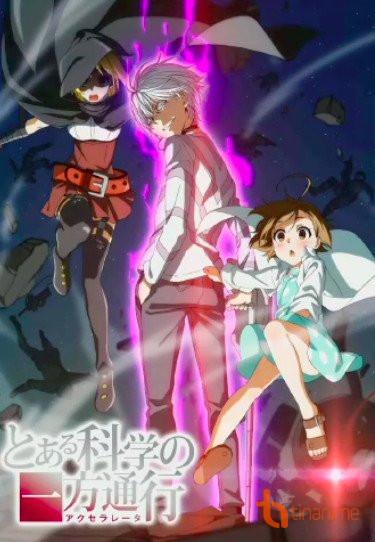 Bộ anime sẽ có sự góp mặt của Nobuhiko Okamoto vào vai Accelerator và Rina  Hidaka vào vai Last Order. Nobuharu Kamanaka sẽ đảm nhiệm chiếc ghế đạo  diễn cho ...