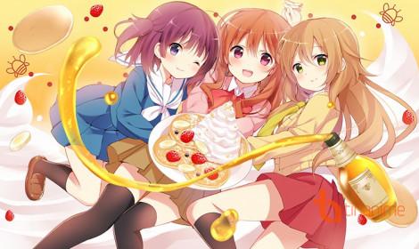 15 anime ẩm thực khiến các fan phải thèm nhỏ dãi (P.1)