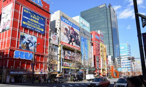 Top 5 địa điểm dành cho otaku khi đã đặt chân đến Nhật Bản!