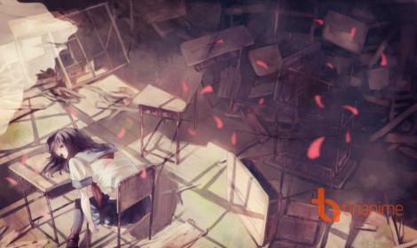 Tại sao giờ ra chơi các nhân vật anime hầu như ngồi ngay vị trí của mình?