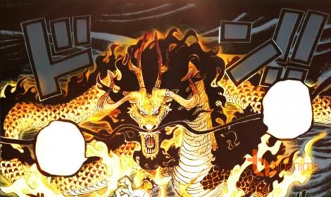 [Spoiler] One Piece 922 - Thủ lĩnh băng hải tặc Bách Thú - Kaido