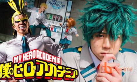 Boku no Hero Academia sẽ chính thức có phiên bản live action!
