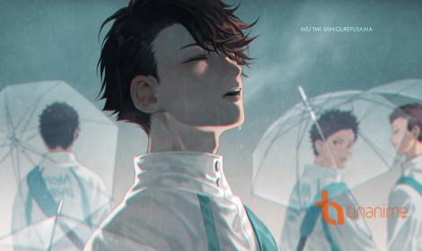 [Artwork] Cơn mưa ngang trời