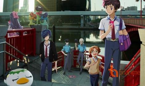Anime gốc Sarazanmai sẽ được ra mắt vào năm 2019!