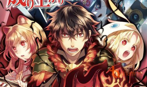 Tate no Yuusha no Nariagari - Khiên hiệp sĩ trỗi dậy