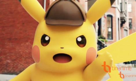 Trailer movie live-action Pokémon đầy ấn tượng - Khi Pokémon bước vào đời thực