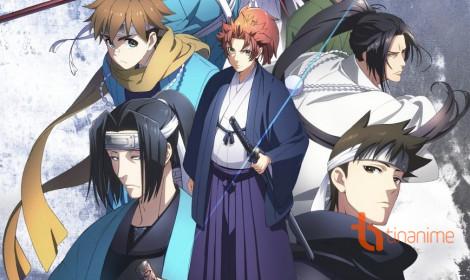 Peacemaker Kurogane - Người đi tìm hoà bình