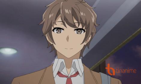 Top 10 nam thần anime mùa Thu tuần 6 - Azusagawa Sakuta chiếm ngôi vương suốt ba tuần!