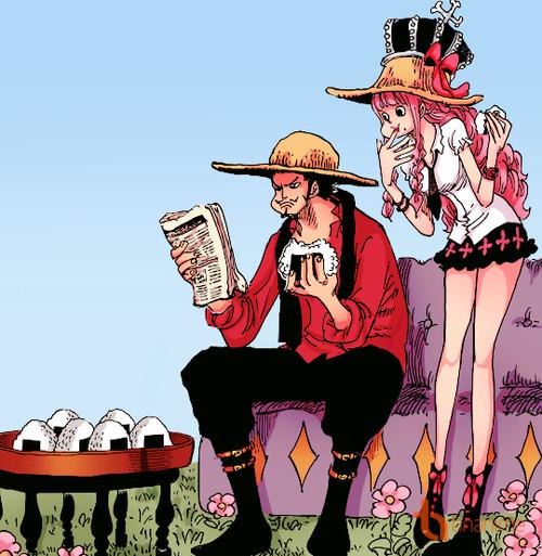 [Spoiler] One Piece 925 - Kẻ mang lệnh truy nã hơn 2 tỷ
