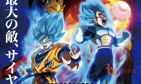"""Movie Dragon Ball Super: Broly """"thả thính"""" fan bằng MV cực chất"""