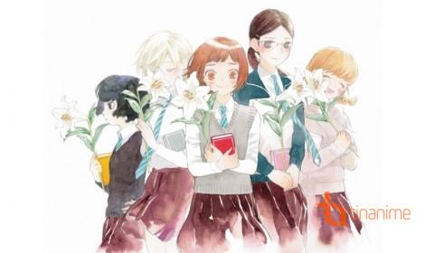 Araburu Kisetsu no Otome-domo yo sẽ được chuyển thể thành anime!