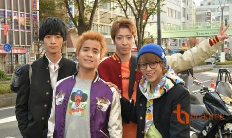 Live action Hajimete Koi o Shita Hi ni Yomu Hanashi công bố thêm 4 diễn viên mới!
