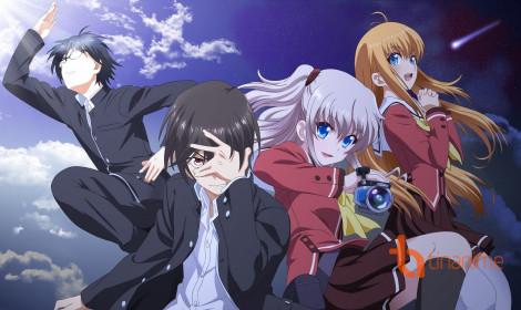 Charlotte và nhiều manga khác sẽ ra dừng lại vào tháng 12!
