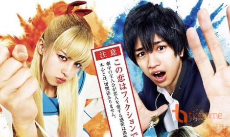 "Live-Action Nisekoi - Trong cái ""lố"" có cái hay"