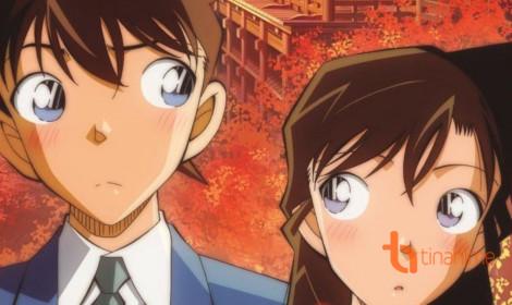 """Conan trở thành """"manga của năm"""" do Da Vinci đánh giá!"""