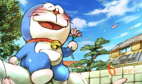 Xúc động với bộ ảnh Doraemon khơi gợi ký ức thời thơ ấu