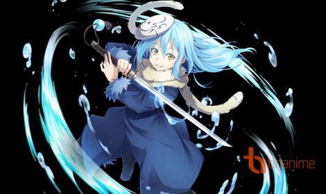 Top 10 nam thần anime mùa Thu tuần 9 - Cục Slime giành lấy ngôi vương!