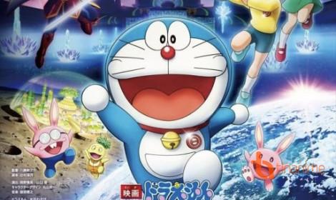 Movie Doraemon 2019 - Bay vào cung trăng