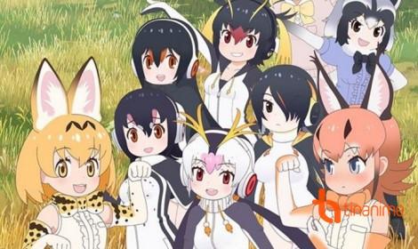 Kemono Friends công bố thêm nhân vật mới cho phần thứ 2!