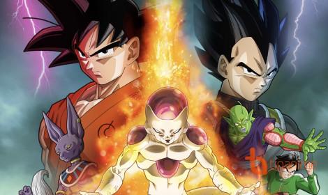 Toei tiết lộ 5 movie Dragon Ball được nhiều fan yêu thích nhất
